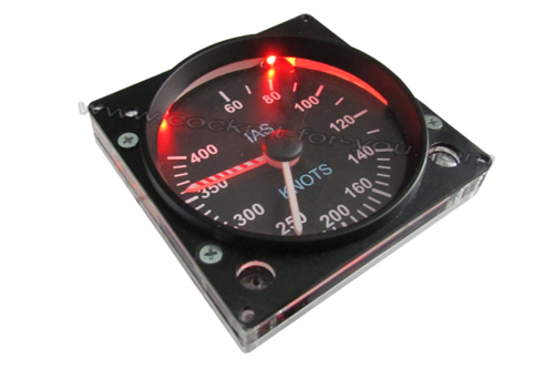 Gauge Speed IAS B737