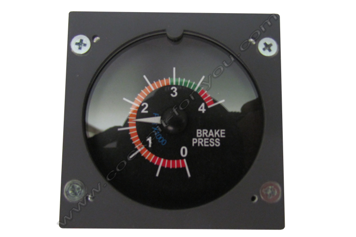 Gauge Boeing 737 Brakes indicator S001 cockpit for you