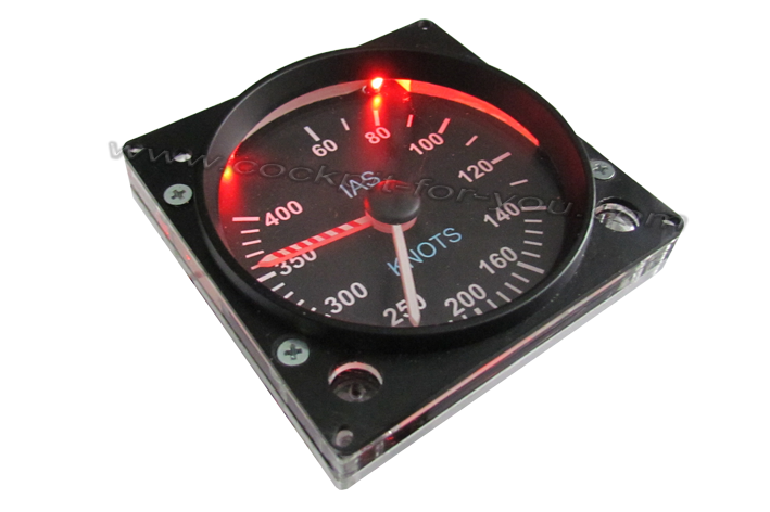 Gauge Boeing 737 - Speed IAS S- S 006