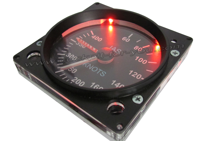 Gauge Boeing 737 - Speed IAS S- S 009